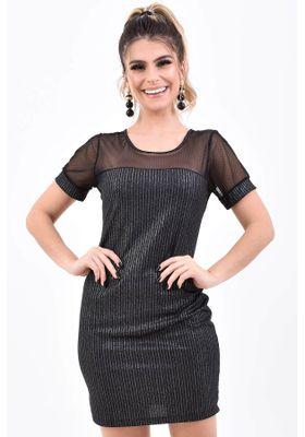 vestido-curto-canelado