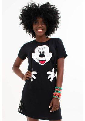 vestido-t-shirt-mickey