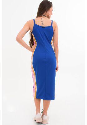 vestido-midi-canelado-com-faixa-lateral