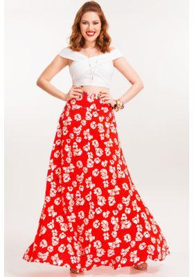 saia-longa-floral