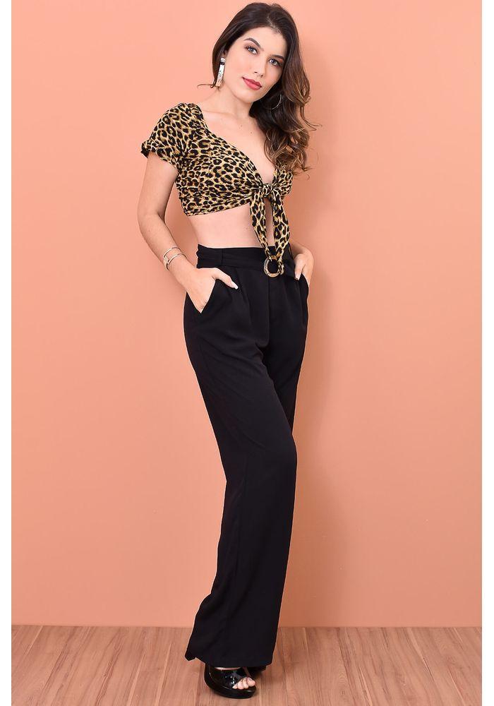 f8df3aadd11e Calça Pantalona Viscose com Cinto - Atacado de Moda Feminina - RDLay